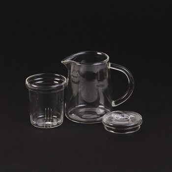 Theepot Glas 250 ml