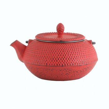 Theepot China ijzer 300 ml