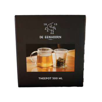 Theepot Glas 500 ml