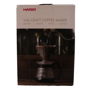 Hario V60 slow coffee starterskit