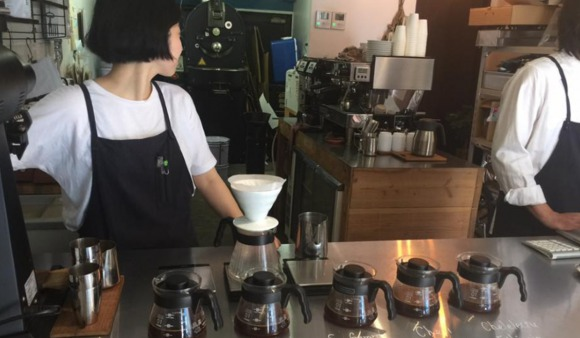 THE TRAVELLING BARISTA: KOFFIE &  JAPAN